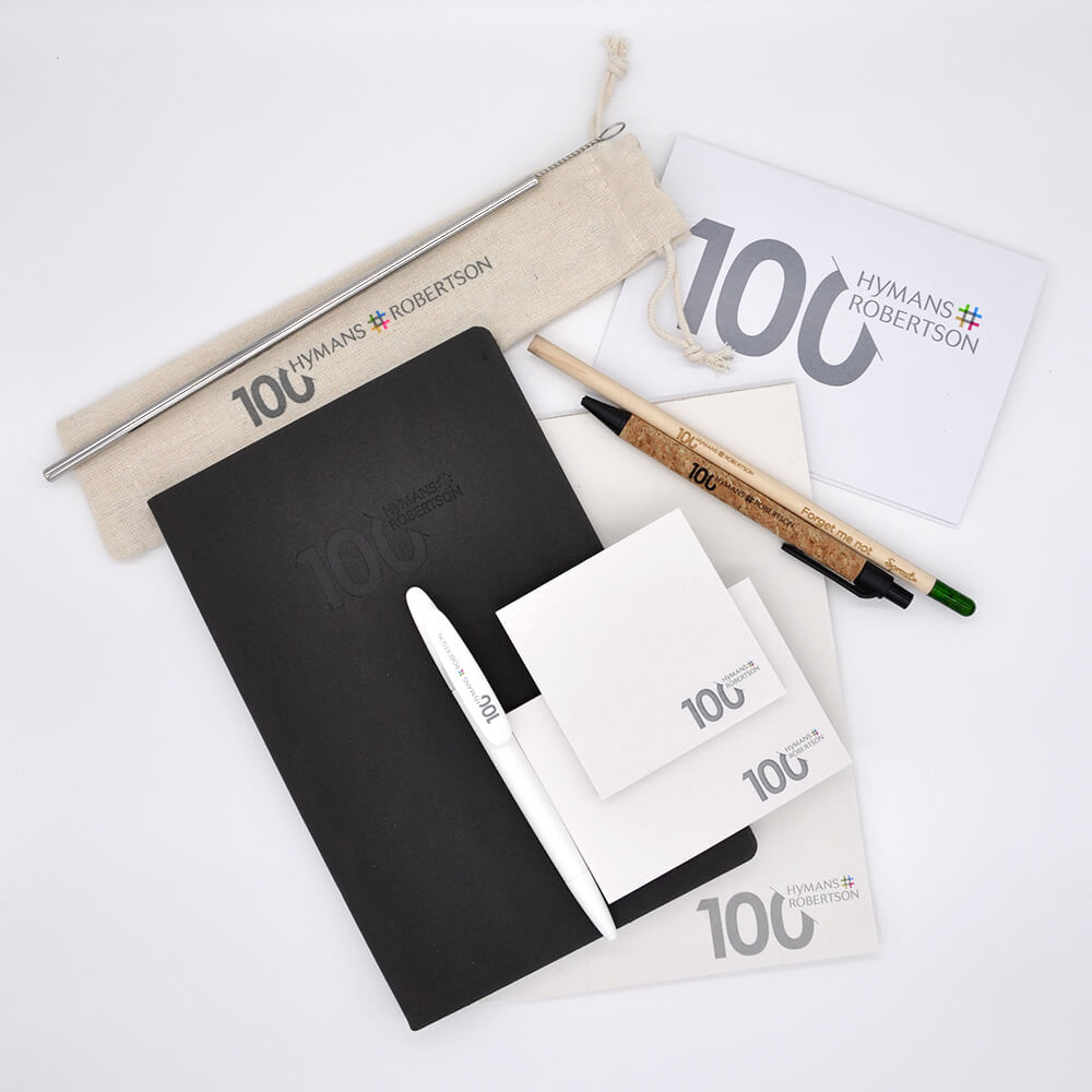 sustainable-stationery-for-hymans-robertson